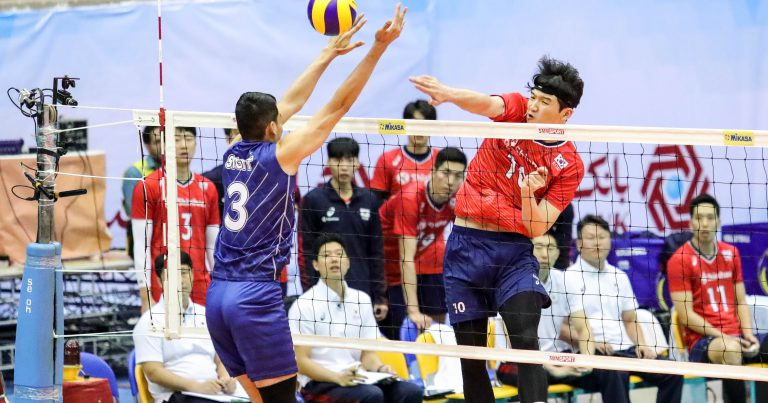 KOREA PUT IT PAST INDONESIA TO TOP POOL D