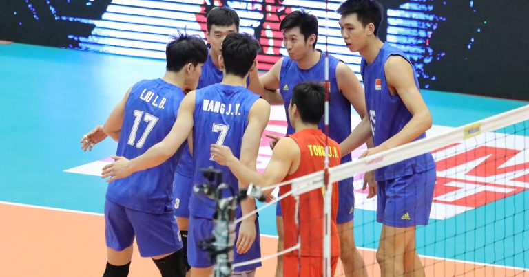 CHINA POWER PAST PAKISTAN TO BATTLE IT OUT WITH CHINESE TAIPEI FOR 5TH PLACE