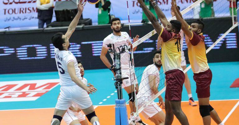 IRAN TASTE FIRST WIN AT HOME AFTER 3-0 DEMOLITION OF SRI LANKA
