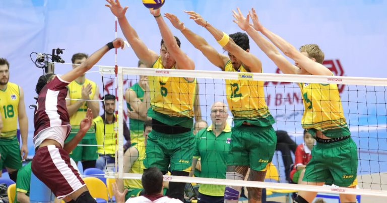 AUSTRALIA BEAT QATAR IN TIE-BREAKER FOR FIRST WIN IN TEHRAN