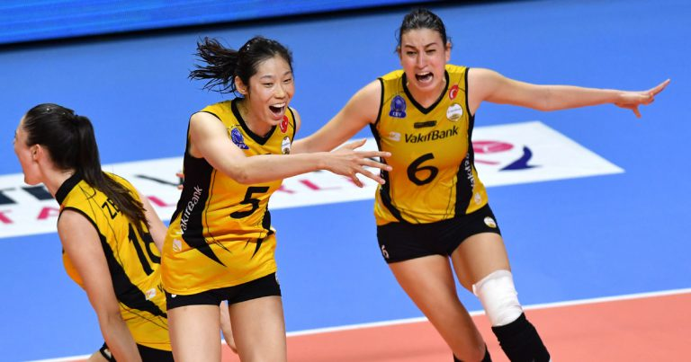 POOL ANNOUNCED AS VAKIFBANK ISTANBUL RETURN TO DEFEND CLUB WORLD CHAMPIONSHIP TITLE