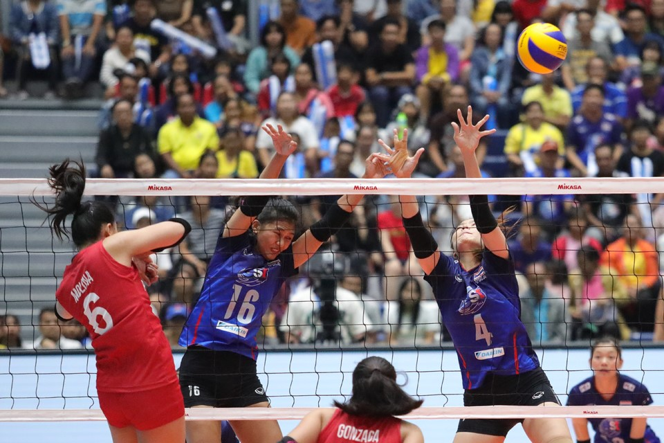 HOSTS THAILAND, INDONESIA MAKE IT TWO IN A ROW AT SAT THAILAND INVITATION