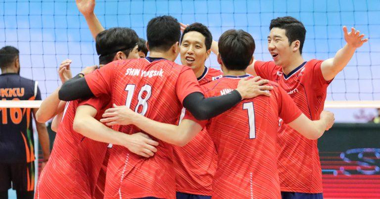KOREA POWER PAST INDIA 3-1 TO SECURE SEMI-FINAL BERTH