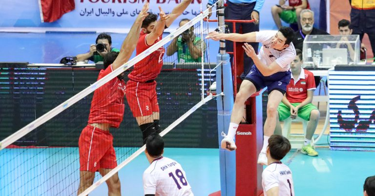 IRAN ONE STEP CLOSER TO WINNING THIRD ASIAN TITLE AFTER 3-1 WIN AGAINST UNBEATEN KOREA