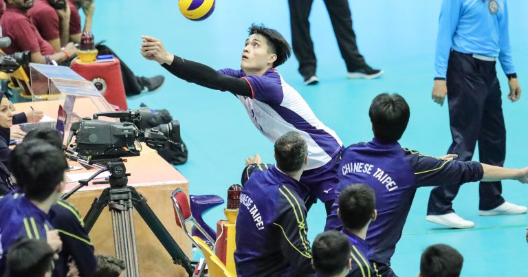 CHINESE TAIPEI KEEP HOPES OF A 5TH-PLACE FINISH ALIVE AFTER 3-1 WIN AGAINST INDIA