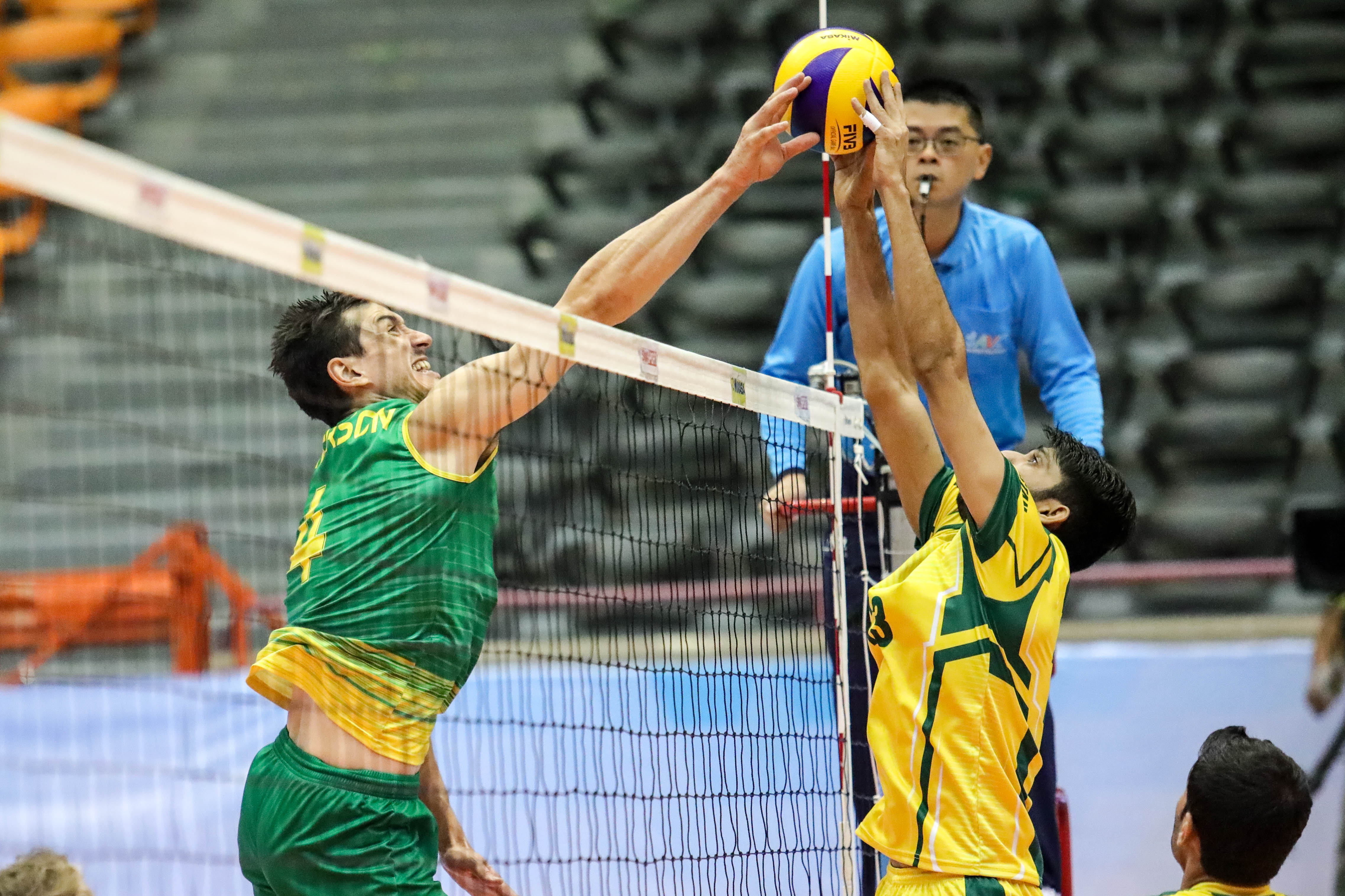 VOLLEYROOS THROUGH TO SEMI-FINALS AFTER EPIC COMEBACK AGAINST PAKISTAN