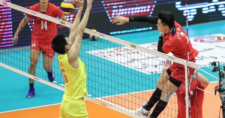 CHINESE TAIPEI CLAIM 5TH PLACE AFTER 3-1 WIN AGAINST CHINA