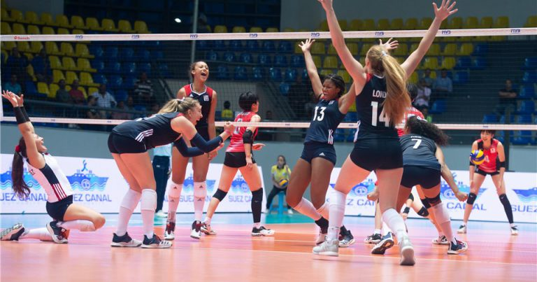 USA OUTLAST JAPAN FOR TICKET TO GIRLS' U18 WORLDS SEMIFINALS