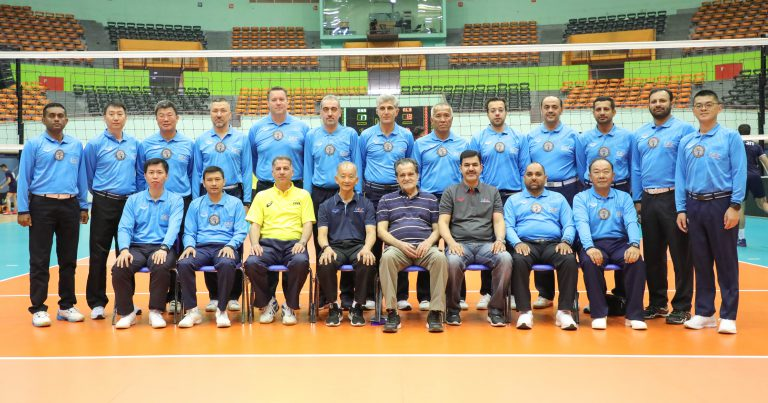 17 REFEREES NAMED TO OFFICIATE AT 20TH ASIAN SENIOR MEN'S CHAMPIONSHIP IN TEHRAN