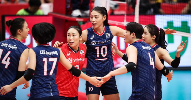 FIVB VOLLEYBALL WOMEN'S WORLD CUP – STANDINGS AND RESULTS