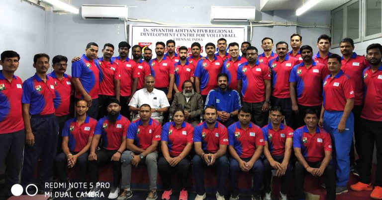 FIVB LEVEL-II COACHES COURSE GETS UNDER WAY IN CHENNAI
