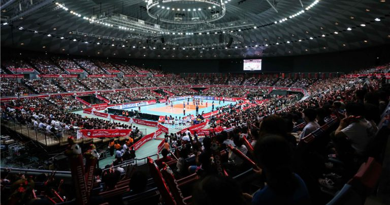 FIVB WOMEN'S VOLLEYBALL WORLD CUP BRINGS GREAT TV AND SPECTATOR ATTENDANCE RESULTS