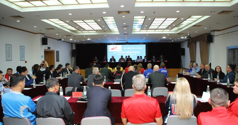 GTM TO CONFIRM ALL IS SET FOR CISM MILITARY WORLD GAMES WOMEN'S VOLLEYBALL TOURNAMENT COMPLETED