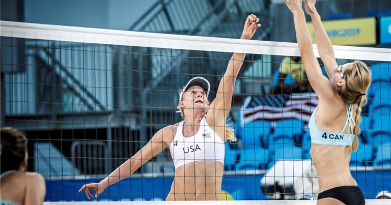 USA AND BRAZIL TO CLASH FOR WORLD BEACH GAMES GOLD AT QATAR 2019