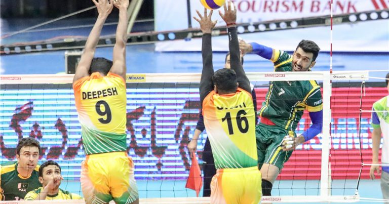 INDIA AND PAKISTAN CONTINUE TO GROW WITH SUPPORT FROM FIVB