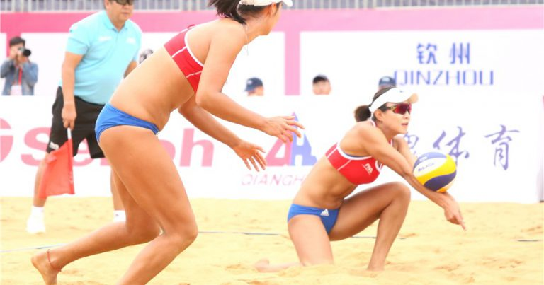 WANG AND XIA BLAST OFF TO STRONG START IN QINZHOU