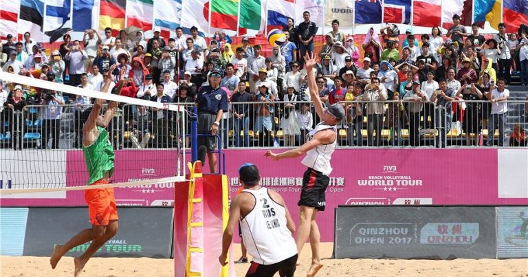 WORLD TOUR LOOKS AHEAD TO EVENT IN QINZHOU