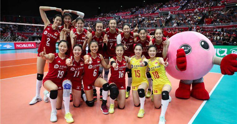 CHINA RECLAIM WORLD NO.1 STATUS