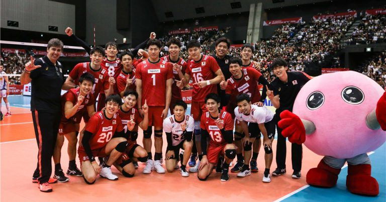 FIVB VOLLEYBALL MEN'S WORLD CUP – RESULTS AND RANKING