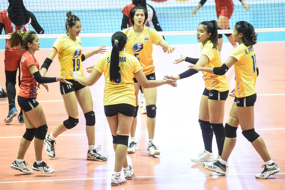 HOSTS PHILIPPINES, THAILAND CRUISE TO STRAIGHT-SET WINS ON OPENING DAY OF ASEAN GRAND PRIX