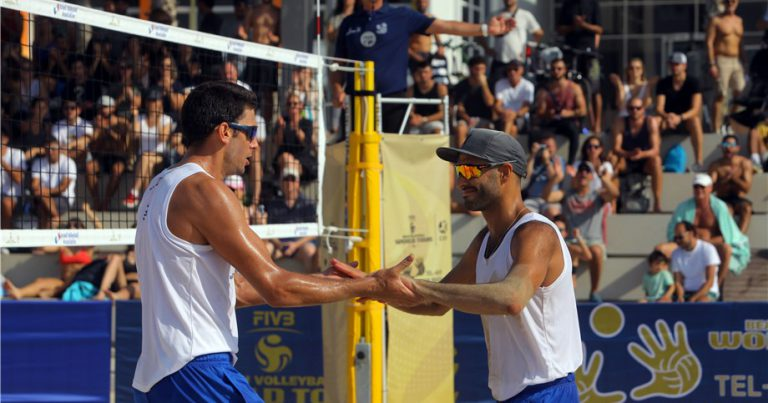 FAIGA & OHANA NET ISRAELI FIRST ON WORLD TOUR