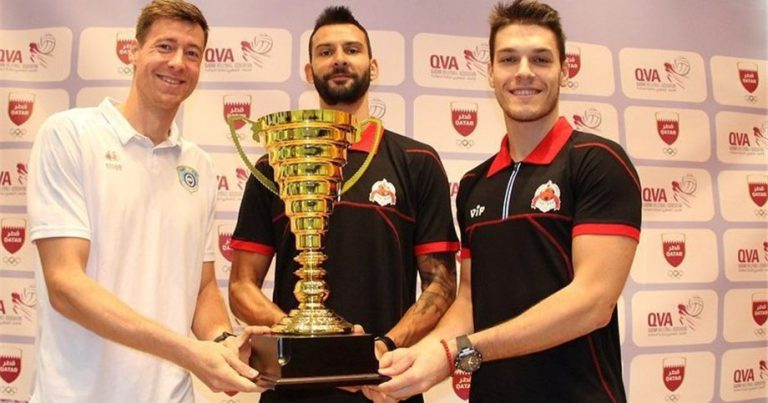 MARCO AND MARKO EXCITED ABOUT AL-RAYYAN'S RETURN TO CLUB WORLD CHAMPIONSHIP