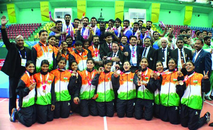 VOLLEYBALL MATCHES AT 2019 SOUTH ASIAN GAMES SET TO KICK OFF IN NEPAL ON NOV 27