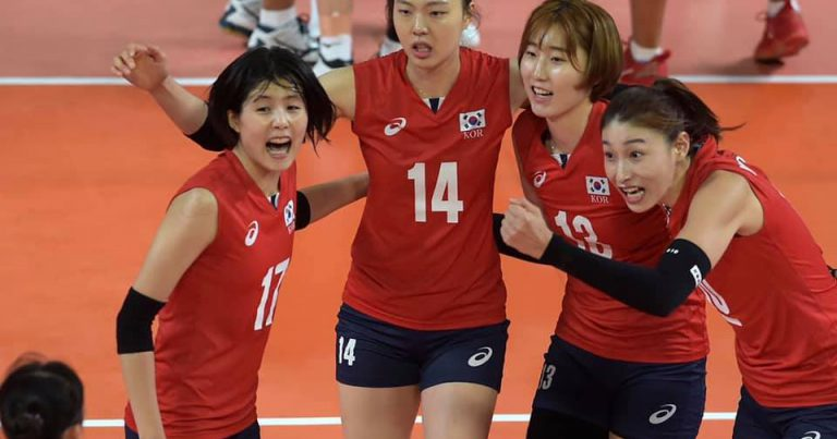 MATCH SCHEDULE CONFIRMED FOR AVC WOMEN'S TOKYO VOLLEYBALL QUALIFICATION IN THAILAND