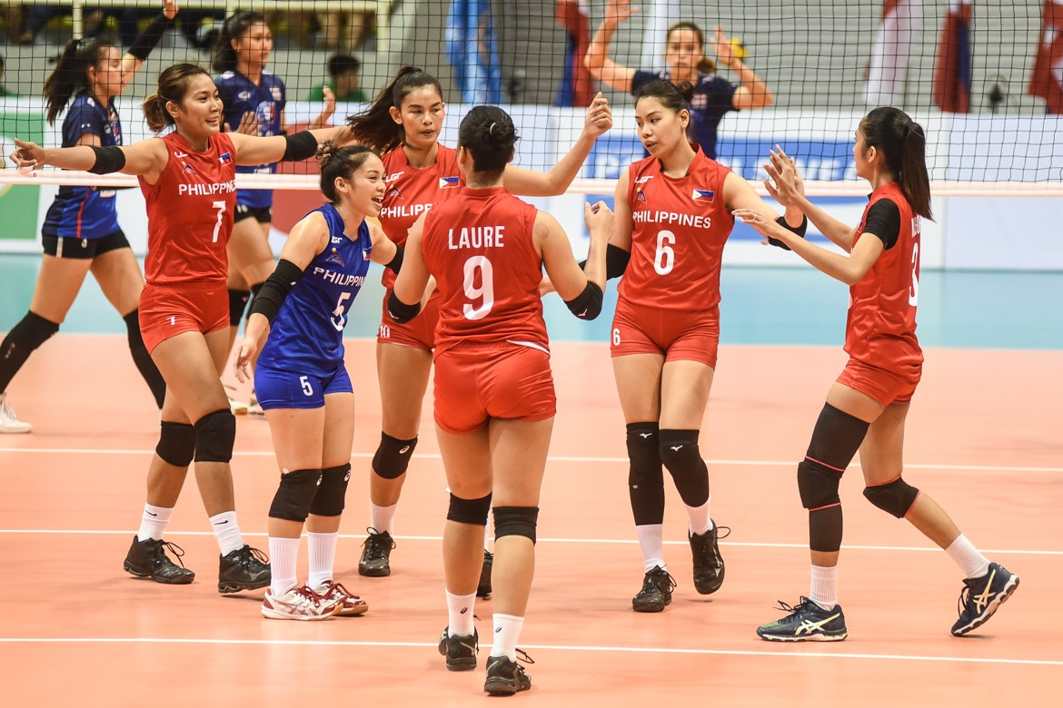 DAUNTING CHALLENGES AWAIT HOSTS PHILIPPINES AT UPCOMING SEA GAMES WOMEN'S VOLLEYBALL COMPETITION