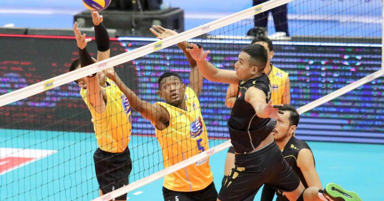 THAILAND, INDONESIA STRONG CONTENDERS FOR GOLD MEDAL AT 30TH SEA GAMES MEN'S VOLLEYBALL COMPETITION