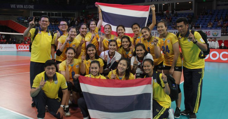 THAILAND STRETCH THEIR REMARKABLE SEA GAMES SUCCESS TO UNCHALLENGED 14