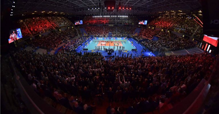 TURIN CONFIRMED TO HOST THE 2020 MEN'S VNL FINALS
