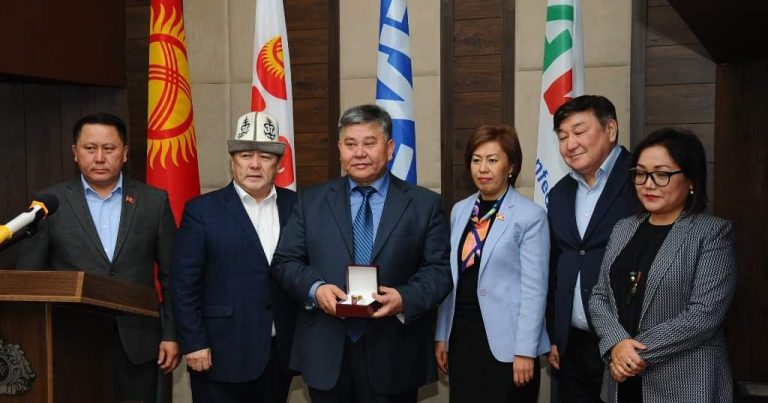 KYRGYZSTAN VOLLEYBALL CELEBRATING ITS 90TH ANNIVERSARY