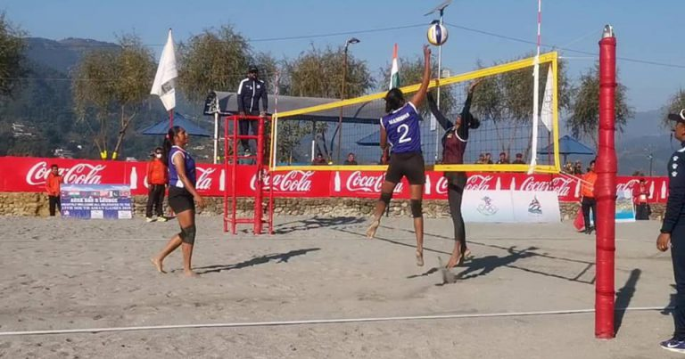 SRI LANKA MAINTAIN STRANGLEHOLD ON 13TH SOUTH ASIAN GAMES BEACH VOLLEYBALL COMPETITION
