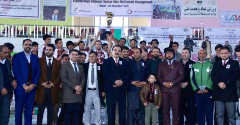 CHILDREN'S DAY CELEBRATION HELD FIRST TIME IN AFGHANISTAN SR MEN'S CLUB CHAMPIONSHIP SHOWDOWN