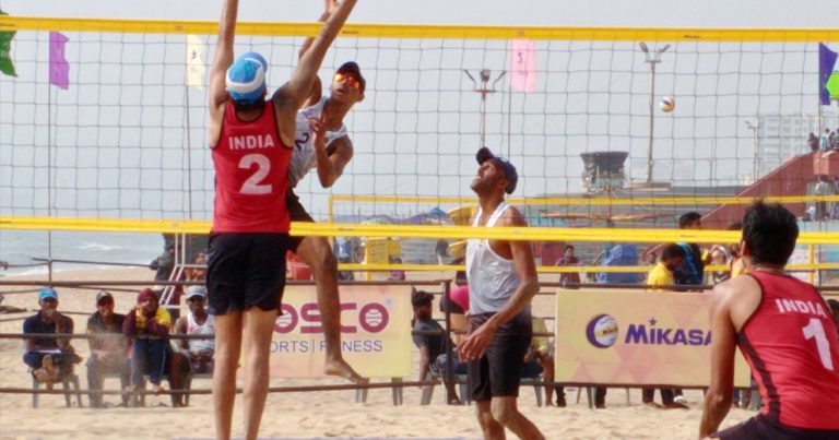 KAZAKHSTAN THROUGH TO MEN'S AND WOMEN'S SHOWDOWNS AT AVC CONTINENTAL CUP PHASE 1 – CENTRAL ZONE