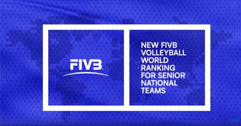 FIVB TO INTRODUCE NEW WORLD RANKING SYSTEM FOR 2020