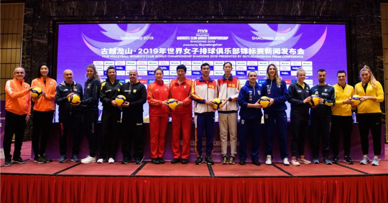 TEAMS UP FOR TOUGH CHALLENGE IN 2019 WOMEN'S CLUB WORLD CHAMPIONSHIP