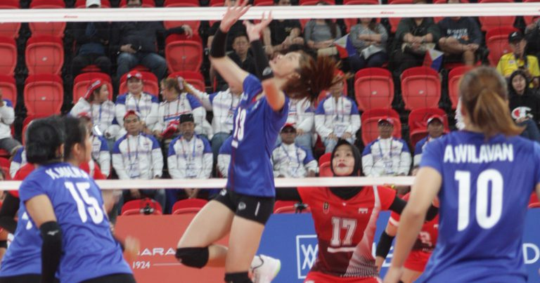 THAILAND AND VIETNAM OFF TO WINNING START AT 30TH SEA GAMES WOMEN'S VOLLEYBALL COMPETITION