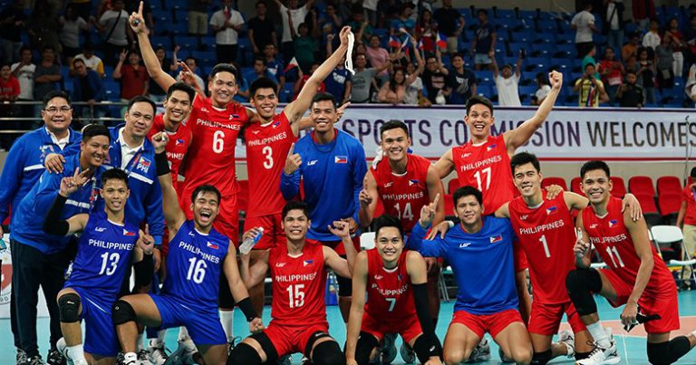 PHILIPPINES MOVE ONE STEP CLOSER TO WINNING HISTORIC SEA GAMES TITLE AFTER STUNNING TITLE-HOLDERS THAILAND IN EPIC TIEBREAKER