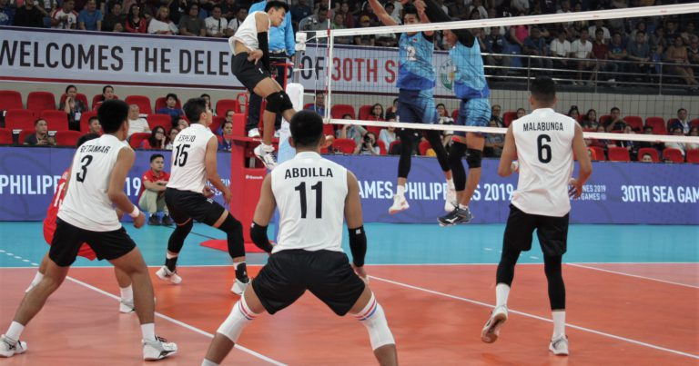 HOSTS PHILIPPINES, THAILAND, INDONESIA AND MYANMAR TO STRUT THEIR STUFF IN 30TH SEA GAMES MEN'S VOLLEYBALL SEMI-FINALS