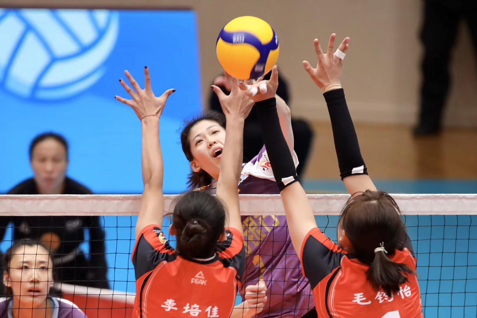 LI YINGYING AIMS TO SHOWCASE TALENT AGAINST BEST TEAMS IN WOMEN'S CLUB WORLD CHAMPIONSHIP
