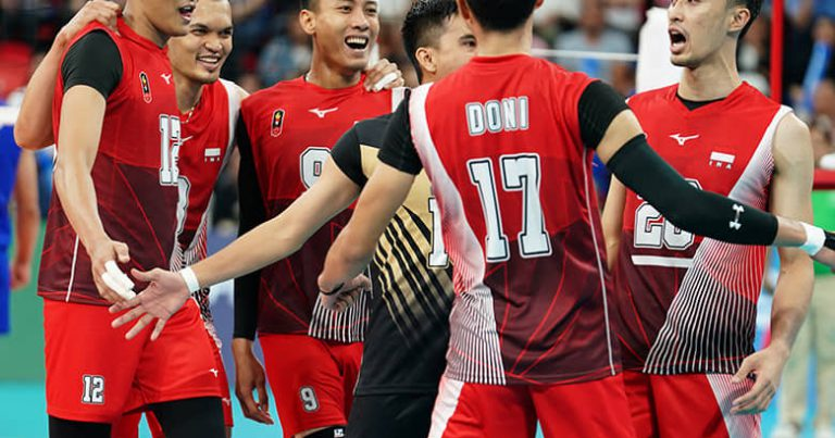 INDONESIA RECLAIM SEA GAMES TITLE FIRST TIME IN DECADE AFTER 3-0 ROUT OF PHILIPPINES IN SHOWDOWN