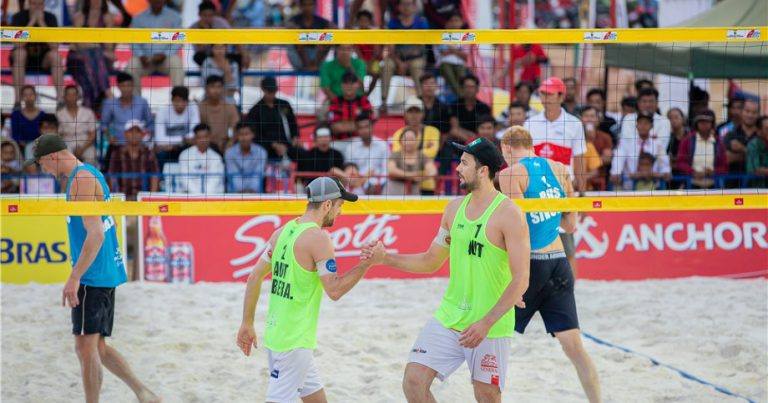 FIVB WORLD TOUR LOOKS AHEAD TO CAMBODIAN STOPS IN FEBRUARY