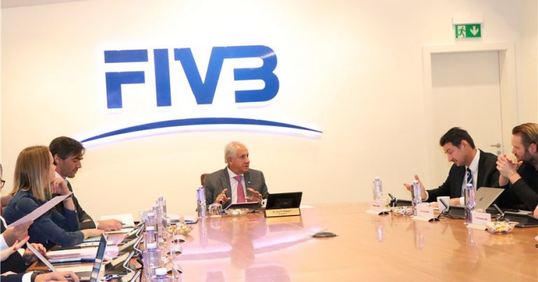 FIVB COMMITS TO FURTHER INVESTMENT IN ITS ATHLETES