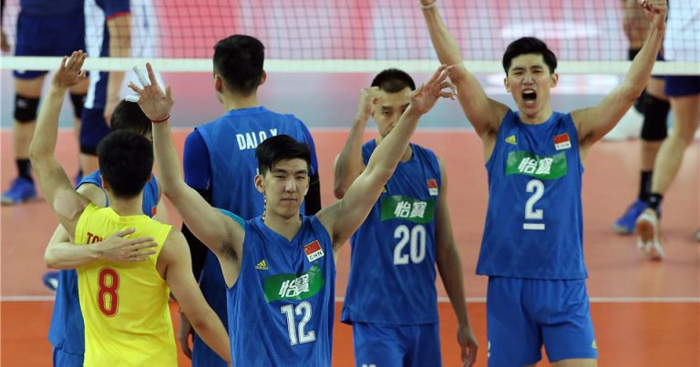 EMBATTLED CHINA ENTER SEMI-FINALS AT AVC MEN'S TOKYO QUALIFICATION AFTER EPIC COMEBACK WIN AGAINST CHINESE TAIPEI