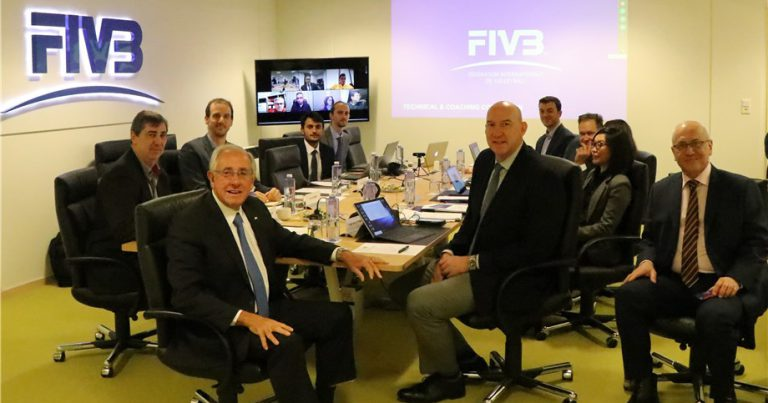 FIVB TECHNICAL AND COACHING COMMISSION COMMITTED TO SUPPORTING THE DEVELOPMENT OF VNL AND OTHER FIVB EVENTS