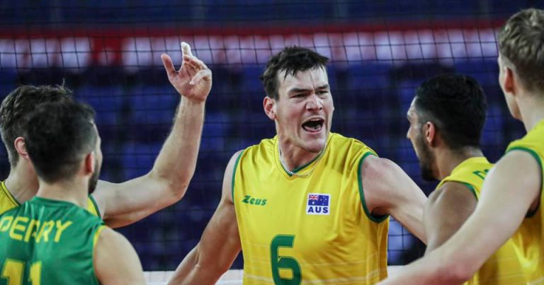 VOLLEYROOS OPEN THEIR TOKYO QUALIFICATION CAMPAIGN ON POSITIVE NOTE