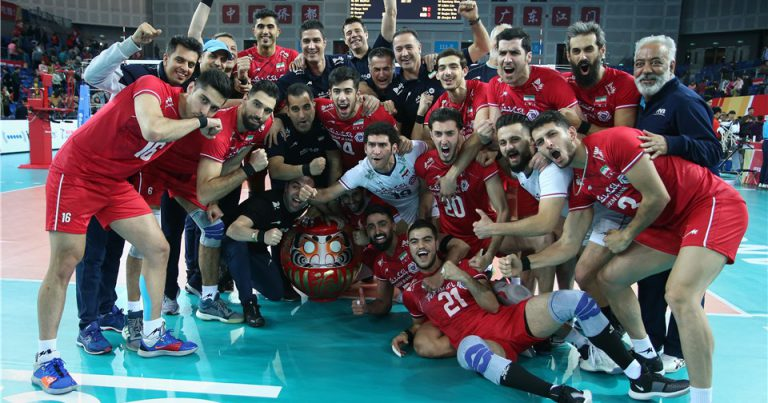 IRAN CLAIM SPOT AT 2020 OLYMPIC GAMES AFTER 3-0 DEMOLITION OF HOSTS CHINA AT AVC MEN'S TOKYO QUALIFICATION IN JIANGMEN