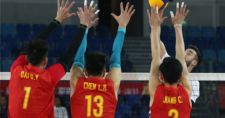 HOSTS CHINA TO RENEW RIVALRY WITH IRAN IN AVC MEN'S TOKYO QUALIFICATION 2020 FINAL IN JIANGMEN